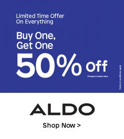 c51362465b8b Buy One Get One 50% off EVERYTHING l Aldo Shoes Pakistan