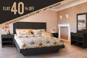 Chenone Flat 40 Off On Bedroom Furniture Range From 29th