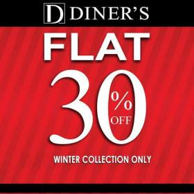 The Diner S Winter Flat 30 Off Valid In Online