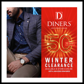 The Diner S Upto 50 Off Winter Clearance In Online