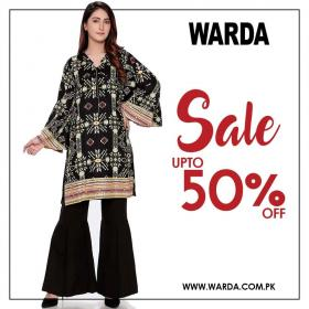 warda winter clearance sale upto 50 off on entire stock. Black Bedroom Furniture Sets. Home Design Ideas
